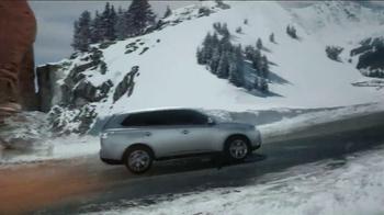 2014 Mitsubishi Outlander TV Spot, 'Road Trip' - Thumbnail 6