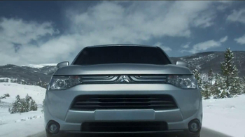 2014 Mitsubishi Outlander TV Spot, 'Road Trip' - Thumbnail 7