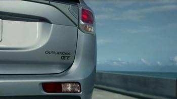 2014 Mitsubishi Outlander TV Spot, 'Road Trip' - Thumbnail 9