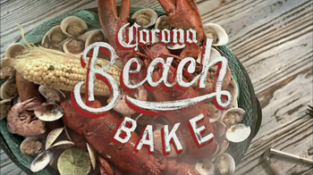 Joe\'s Crab Shack TV Spot, \'Corona Beach Bake\'