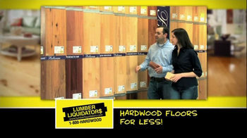 Lumber Liquidators TV Spot, 'Clean Up' - Thumbnail 5