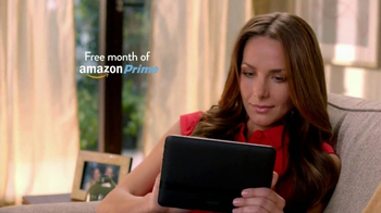 Amazon Fire HD TV Spot, 'Thinking About a Tablet' - Thumbnail 4