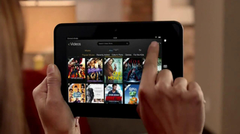 Amazon Fire HD TV Spot, 'Thinking About a Tablet' - Thumbnail 5