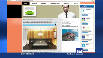 1&1 My Website TV Spot, 'Business Website' - Thumbnail 7