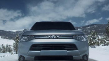 2014 Mitsubishi Outlander TV Spot, 'Someplace New' - Thumbnail 2