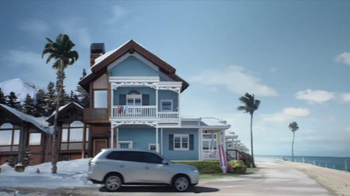 2014 Mitsubishi Outlander TV Spot, 'Someplace New' - Thumbnail 5