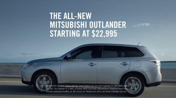 2014 Mitsubishi Outlander TV Spot, 'Someplace New' - Thumbnail 7