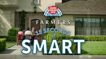 Farmers Insurance TV Spot, '15 Seconds of Smart: Fires' - Thumbnail 2