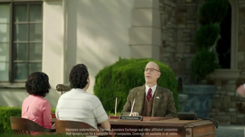 Farmers Insurance TV Spot, '15 Seconds of Smart: Fires' - Thumbnail 7