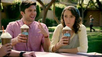 Dunkin' Donuts Hot Chocolate Coolatta TV Spot - Thumbnail 1
