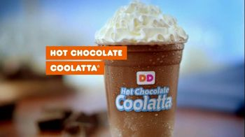 Dunkin' Donuts Hot Chocolate Coolatta TV Spot - Thumbnail 9