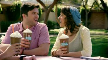 Dunkin' Donuts Hot Chocolate Coolatta TV Spot - Thumbnail 2