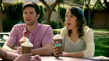 Dunkin' Donuts Hot Chocolate Coolatta TV Spot