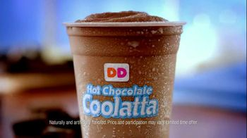 Dunkin' Donuts Hot Chocolate Coolatta TV Spot - Thumbnail 6