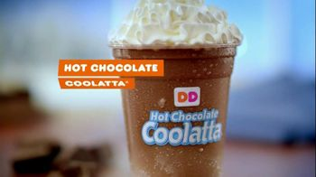 Dunkin' Donuts Hot Chocolate Coolatta TV Spot - Thumbnail 8
