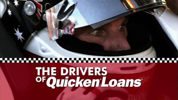 Quicken Loans TV Spot, 'Drivers' Featuring Helio Castroneves