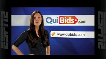 Quibids.com TV Spot, 'Auctions Start at Zero' - Thumbnail 10