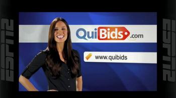 Quibids.com TV Spot, 'Auctions Start at Zero' - Thumbnail 9