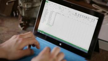 Best Buy Blue Shirt Beta Test TV Spot, 'Microsoft Surface RT' - Thumbnail 5