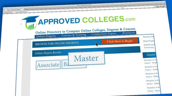 Approved Colleges TV Spot - Thumbnail 6