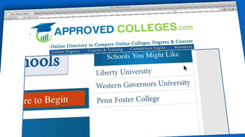 Approved Colleges TV Spot - Thumbnail 8
