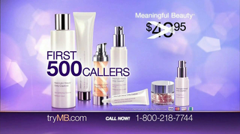 Meaningful Beauty TV Spot Featuring Debra Messing - Thumbnail 9