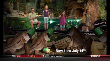 Bass Pro Shops Fourth of July Sale TV Spot, 'Family Summer Camp' - Thumbnail 9