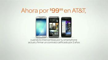 AT&T TV Spot, 'Nuevos Smartphones' [Spanish] - Thumbnail 4