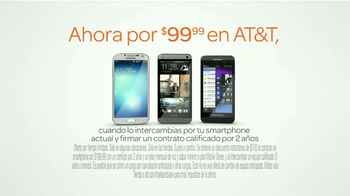 AT&T TV Spot, 'Nuevos Smartphones' [Spanish] - 58 commercial airings