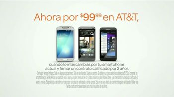 AT&T TV Spot, 'Nuevos Smartphones' [Spanish]