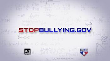 MLB Network and Ad Council TV Spot, 'Stop Bullying' - Thumbnail 10