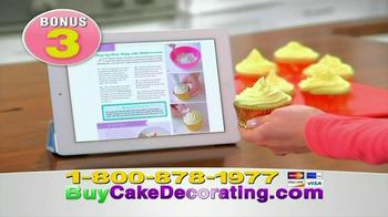 Deagostini Cake Decorating Guide TV Spot - Thumbnail 9