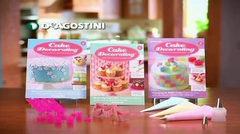 Deagostini Cake Decorating Guide TV Spot - Thumbnail 1