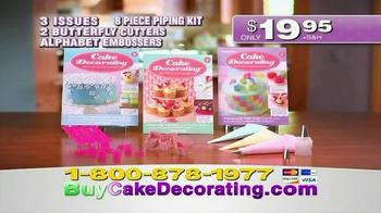 Deagostini Cake Decorating Guide TV Spot - Thumbnail 7