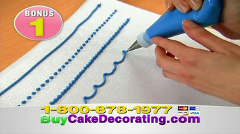Deagostini Cake Decorating Guide TV Spot - Thumbnail 8