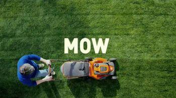 Lowe's Home Improvement TV Spot, 'Troy-Bilt Trimmer'