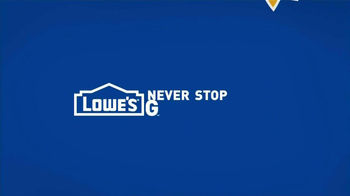 Lowe's Home Improvement TV Spot, 'Troy-Bilt Trimmer' - Thumbnail 10