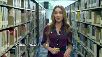 Univision TV Spot Con Ximena Rojas [Spanish]