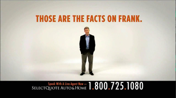 Select Quote TV Spot, 'Frank' - Thumbnail 2