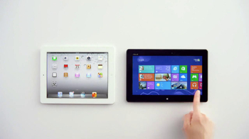 Windows 8 Tablet TV Spot, 'Just Play Chopsticks' Song by The Phantoms - Thumbnail 3