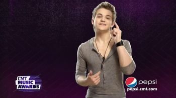Pepsi TV Spot, 'CMT Music Awards' Featuring Hunter Hayes