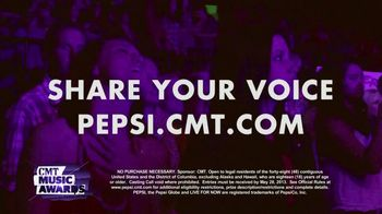 Pepsi TV Spot, 'CMT Music Awards' Featuring Hunter Hayes - Thumbnail 7