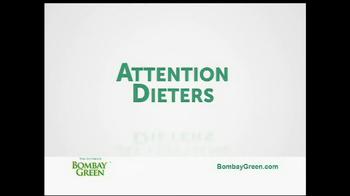 Bombay Green Green Coffee Bean Extract TV Spot - Thumbnail 1