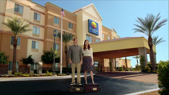 Choice Hotels TV Spot, 'Two Stays Pays' - Thumbnail 3