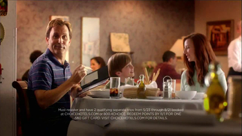 Choice Hotels TV Spot, 'Two Stays Pays' - Thumbnail 4