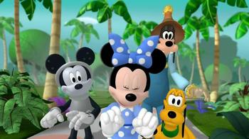 Minnie's The Wizard of Dizz DVD TV Spot - Thumbnail 7