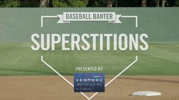 Capital One TV Spot, 'Baseball Banter: Superstitions' - Thumbnail 1