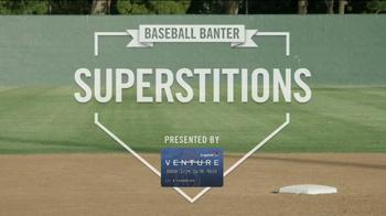 Capital One TV Spot, 'Baseball Banter: Superstitions' - Thumbnail 2