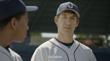 Capital One TV Spot, 'Baseball Banter: Superstitions' - Thumbnail 6