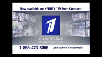 Comcast International TV Spot, 'Channel One Russia' - Thumbnail 2